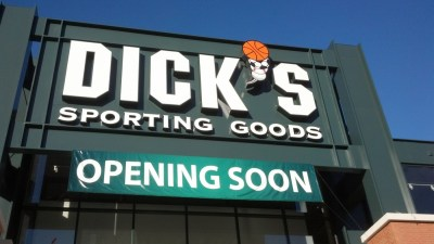 Dick's Sporting Goods Prototype - Sullaway Engineering, Inc.Sullaway Engineering, Inc.