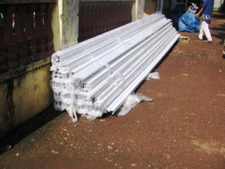 Kusen Aluminium YKK