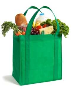 bag of groc