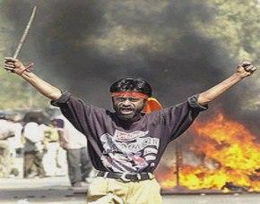 Godhara Riots (Pic courtesy: inewsindia.com)