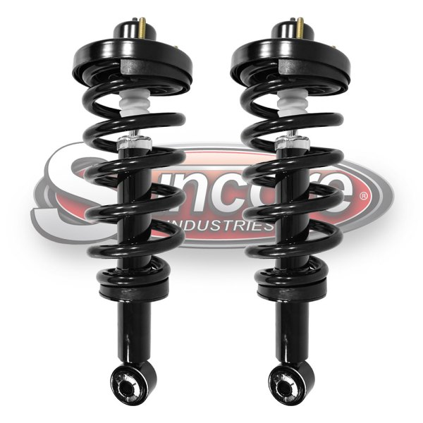 Suncore Industries   Rear Air Suspension Air to Coil Spring and     Rear Air Suspension Air to Coil Spring and Strut Conversion Kit   Navigator    Expedition