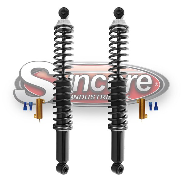 Suncore Industries   Z55 Electronic Active Suspension to Passive     Z55 Electronic Active Suspension to Passive Heavy Duty Gas Shock Absorber Conversion  Kit Rear Pair   Cadillac  Chevy   GMC