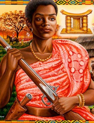 Yaa Asantewa+sundayadelajablog