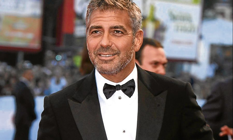 Lorraine Kelly  Generous George Clooney is so much more than a fine     George Clooney  AP