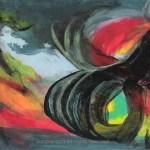 Figurative Freestyle Painting