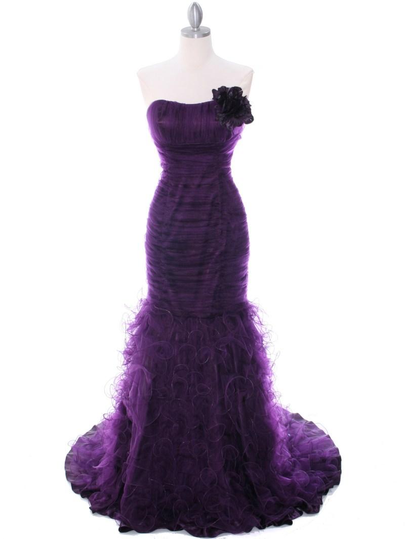 Large Of Purple Lace Dress