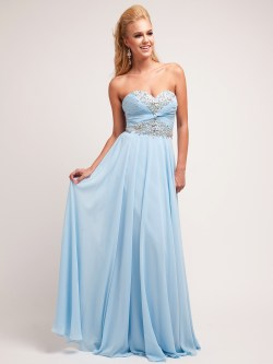 Astonishing Sky Blue Chiffon Heart Occasion Dress Sky Frontview Medium Sky Blue Chiffon Heart Occasion Dress Sung Boutique Occasion Dresses Girls Occasion Dresses Juniors