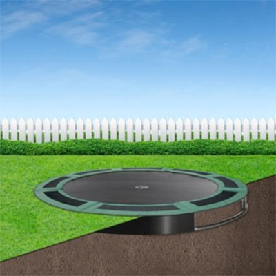 Capital-In-ground-Trampoline
