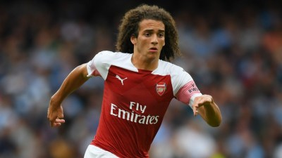 Matteo Guendouzi wins Arsenal Player of the Month