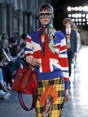 伦敦学时尚