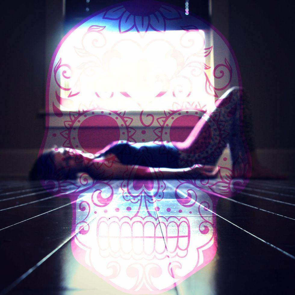 Skull-softening yoga practice
