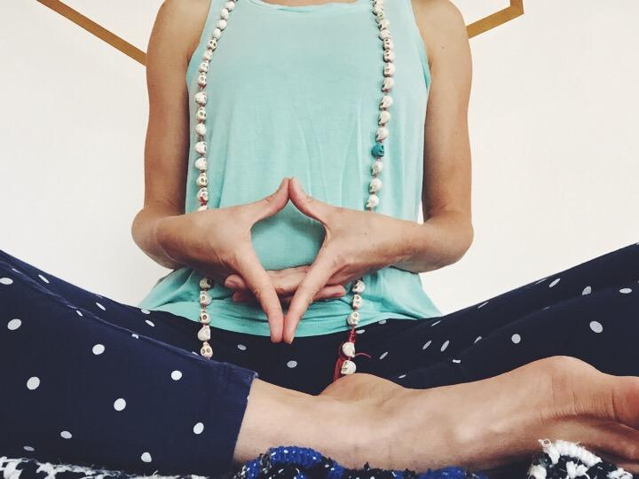 Kelly Sunrose, E-RYT, teaches deep, subtle yoga. FOR YOU. XO