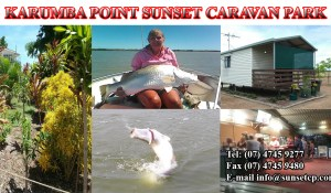 1 Karumba Point Sunset Caravan Park
