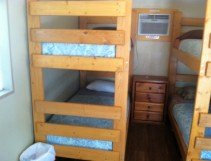 Cabin 29 Bed 1