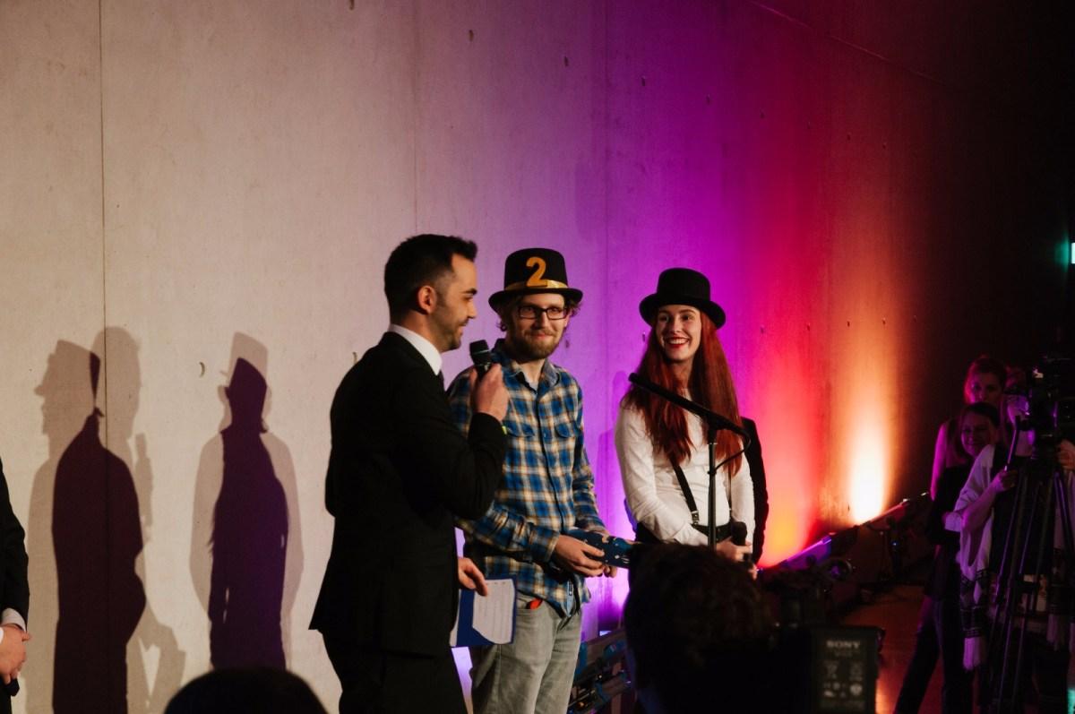 """""""sunshine"""" hat den zweiten Preis beim """"Ostfalia Medienpreis"""" gewonnen!"""