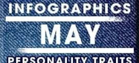 [Infographics] May Birthday Horoscope Personality