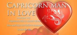 Capricorn Man In Love Personality Traits