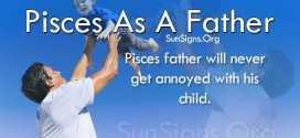 Pisces As A Father
