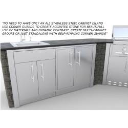 Small Crop Of Stainless Steel Cabinets