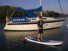 Roger Hopper Family SUP Yacht