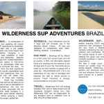 Brazil Adventures with Wilderness SUP