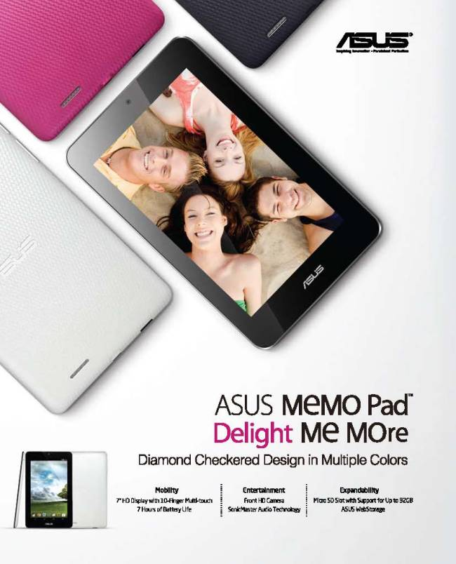 ASUS IT Show 2013 - Click picture to download the PDF Flyer