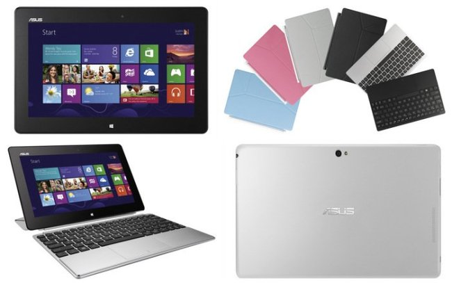 ASUS VivoTab Smart Detachable Tablet