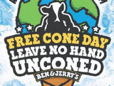 Ben & Jerry's Free Cone Day Returns on 8 April 2014