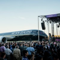 First Boeing 787-9 Dreamliner Delivered To Air New Zealand