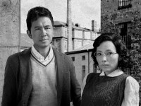 Adrian as Mr. LKY, and Sharon as Mrs. Lee