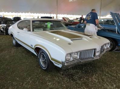 1970 Oldsmobile 442 W30