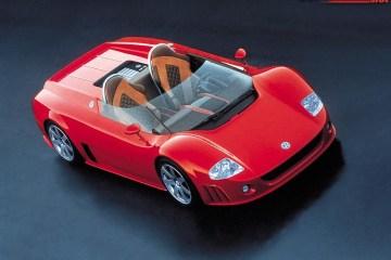 1998 Volkswagen W12 Roadster Concept