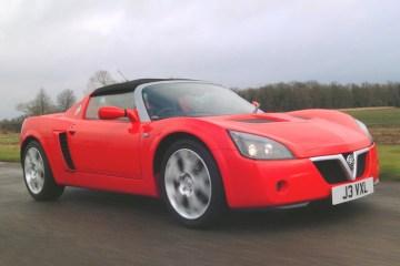 2003 Vauxhall VX220 Turbo