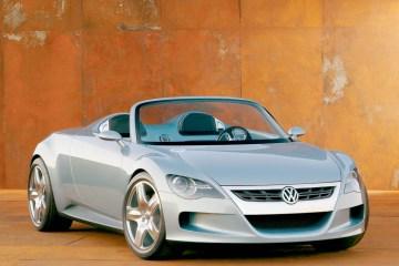 2003 Volkswagen Concept R