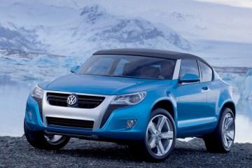 2006 Volkswagen Concept-A