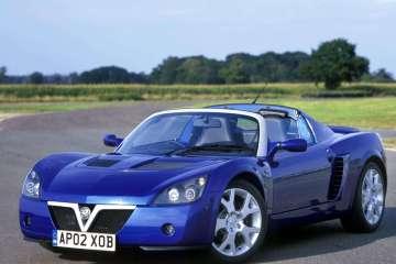 2000 Opel Speedster