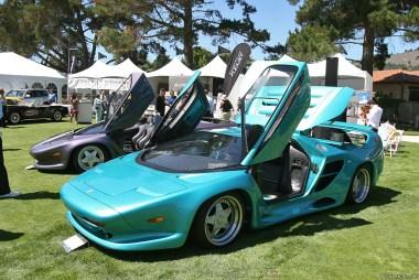 1992 Vector WX3 Concept