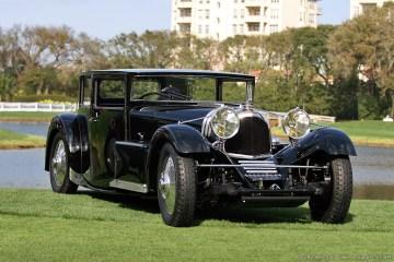 1931 Voisin C20 Mylord Demi-Berline