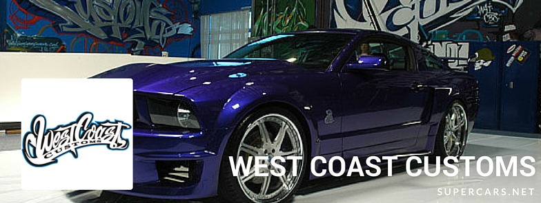 west coast customs car company