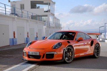 porsched gt3 rs video