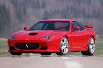 2005 Novitec Rosso 575M Maranello