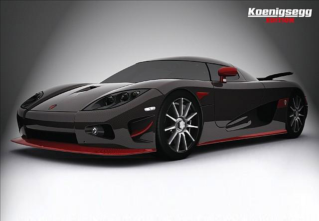 2007 Koenigsegg CCXR Edition