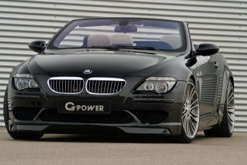 G-Power M6 Hurricane Cabriolet