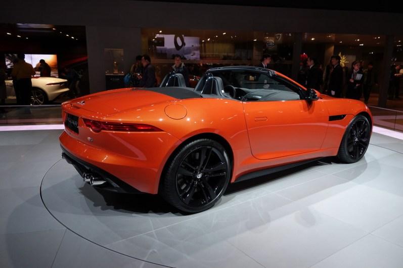 2013 Jaguar F-Type V8 S