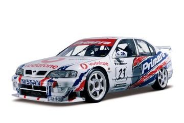 1992 Nissan Primera BTCC