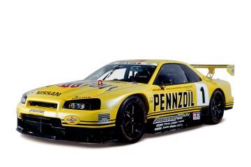 1999 Nissan Skyline GT-R NISMO JGTC