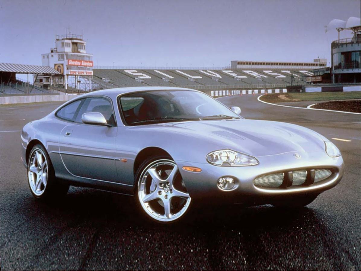2000 Jaguar XKR Silverstone Edition