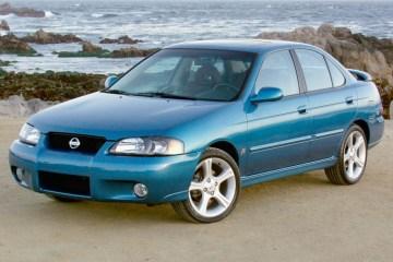 2002 Nissan Sentra SE-R V Spec