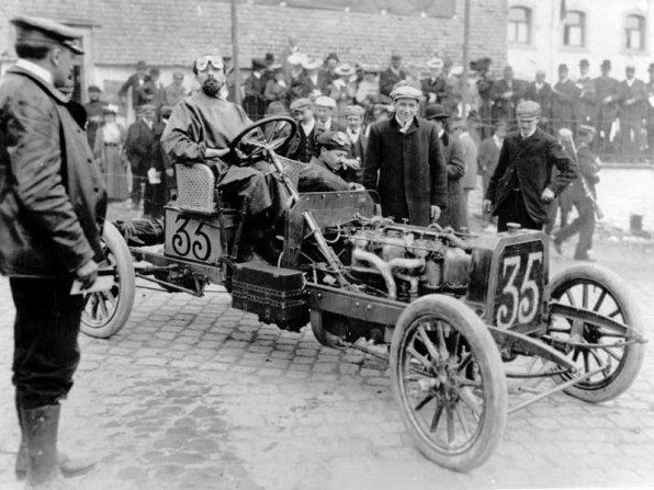 1903 Benz 60HP Parsifal Rennwagen