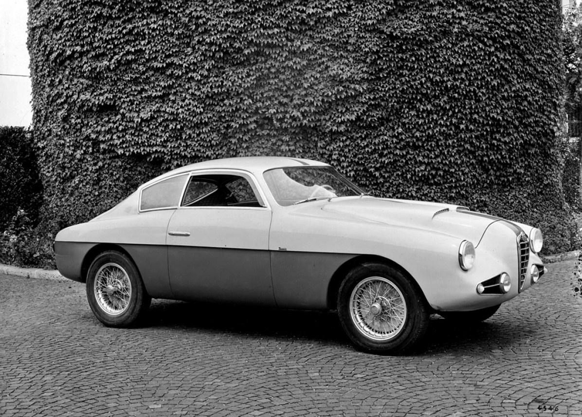 1955 Alfa Romeo 1900C SSZ